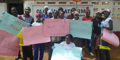 IYEC YOUTH SHARES EXPERIENCE FROM YOUTH TRAINING WITH ACTION AID GLOBAL GHANA PLATFORM 2015